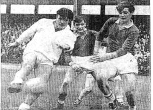 1969 M Mullins goal v Meath LSFC QF