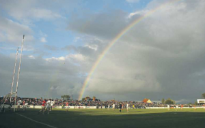 No Gold At the End of the Rainbow as Kildare crash to Louth
